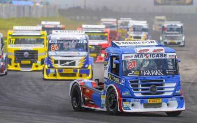 Qual a utilidade do farol para caminhão de corrida truck?
